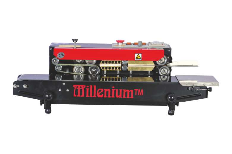 Continuous Sealer - Band Sealer Horizontal Type (MS-SS)
