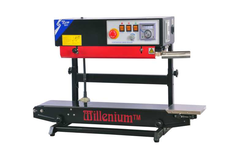 Band Sealing Machine - Vertical