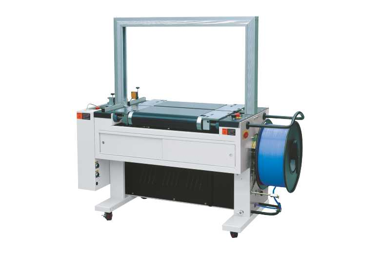 Fully Automatic Strapping Machine Power Belt Type