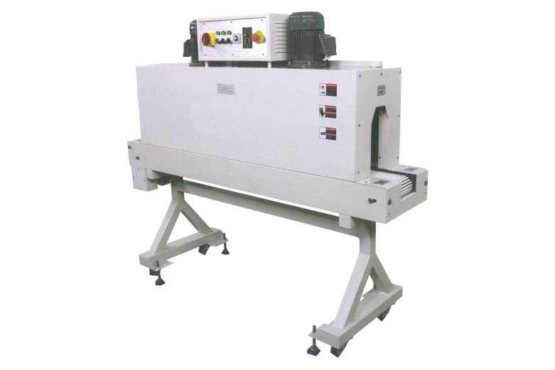 Label Shrink wrap Packaging Machine