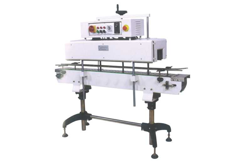 Bottle Neck Sealing Shrink Wrapping Machine