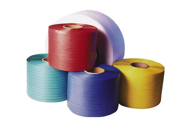 Strapping Rolls for Box Packaging
