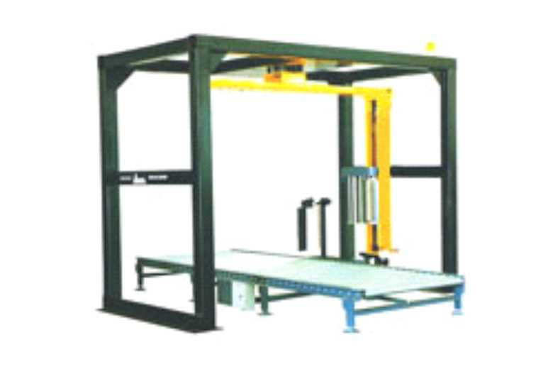 Pallet Stretch Wrapping Machine - Rotating Arm