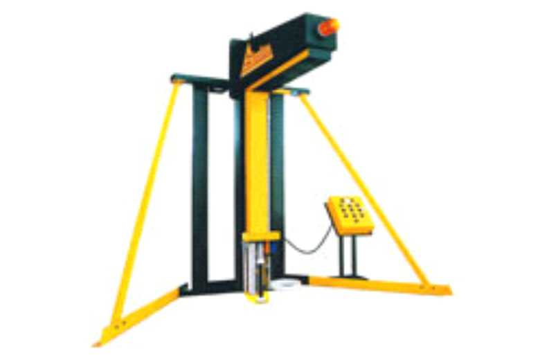 Pallet Stretch Wrapper - Rotating Arm Standard