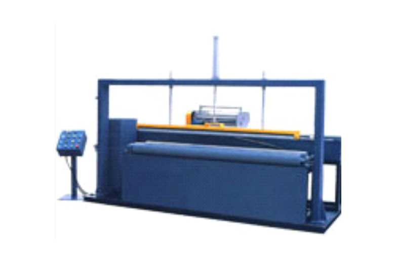 STRETCH WRAPPING MACHINE W SERIES RING WRAPPING - 1