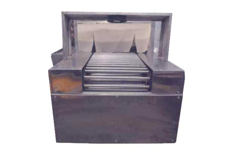 Shrink Machine SS body for Meat Boxes