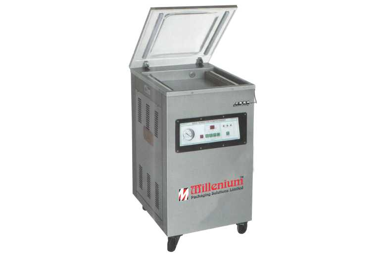 Vacuum Packaging Machine - Single Chamber - DZ(Q)-4002E