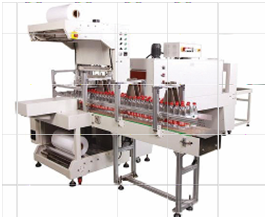 AUTO MATRIX FORMATION, SLEEVE SEALING & SHRINK TUNNEL (with/without Tray)